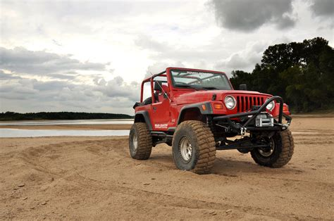 long jeep rough country 97 06 jeep tj long arm upgrade kits