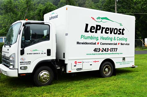 heating and plumbing leprevost