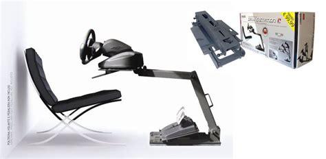 fabriquer siege baquet construction d 39 un support volant pedale vitesse pour ps3