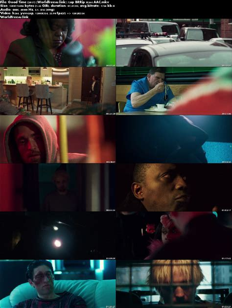 Good Time 2017 Full English Movie Download Hd 720p
