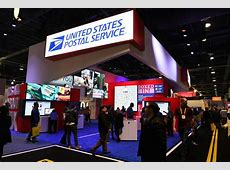 USPS at CES? Why the national mail carrier is at the world