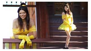 BELLE  DIY DISNEY PRINCESS COSTUME - YouTube  Diy Disney Costumes