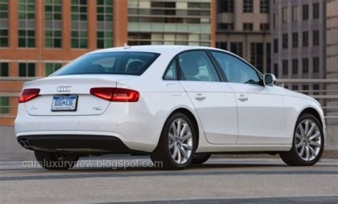 2014 Audi A4 by 2014 Audi A4 2 0t Premium Plus Specs And Price