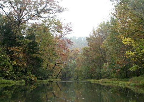 current river canoe ozark national scenic riverways missouri