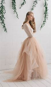 best tulle wedding skirt ideas on pinterest ethereal With tulle skirt wedding dress