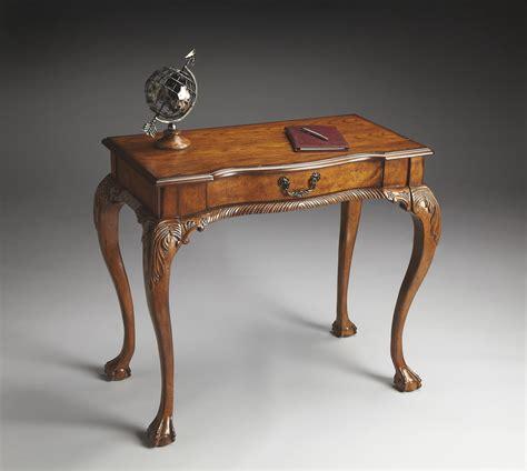 vintage writing desk butler 6042001 vintage oak writing desk bt 6042001 at