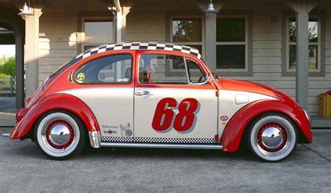 alten vw mieten vw k 228 fer im 60er jahre racing design als promotionfahrzeug mieten