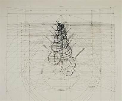 Drawing Drawings Pencil Rafael Araujo 3d Architectural