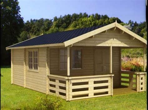 casa como como hacer casas de madera economicas