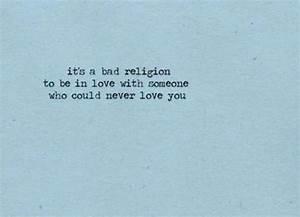 Bad Religion Qu... Bad Spiritual Quotes