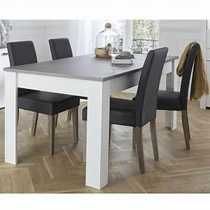 Table De Salle Manger Avec Allonge Longueur Max 230 Cm