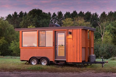 Go Tiny Häuser vista go tiny house on wheels