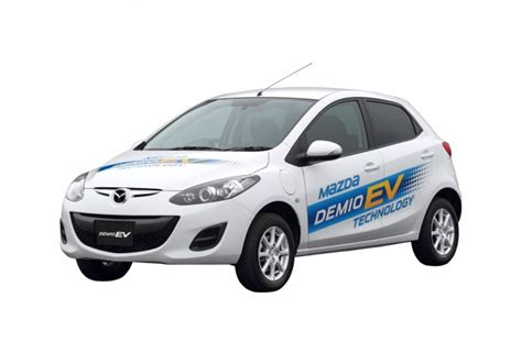 mazda  offer electric car     range