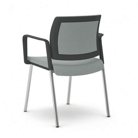 chaise de bureau avec accoudoir chaise de bureau ou r 233 union avec accoudoirs et 4 pieds