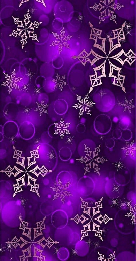 christmas christmas phone wallpaper snowflake wallpaper