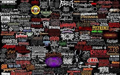 Wallpapers Band Rock Metal Heavy Backgrounds Abyss
