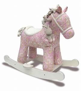 Licorne A Bascule : cheval bascule pixie et fluff chez doudou ~ Teatrodelosmanantiales.com Idées de Décoration