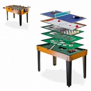 Spieltisch 12 In 1 : spieltisch kicker preisvergleiche erfahrungsberichte und kauf bei nextag ~ Yasmunasinghe.com Haus und Dekorationen