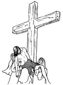 jesus cross woodworking plans  information