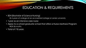 Wake Forest Anesthesiology Certified Registered Nurse Of Anesthesiology