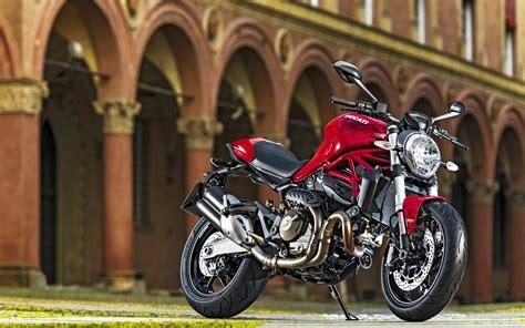 2015 Ducati Monster 821 Wallpapers