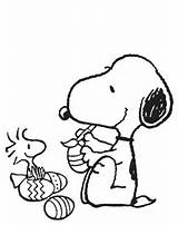 snoopy coloring page