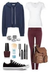 School Outfits for Teenage Girls