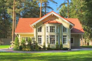 houses plans photo villa lappi wooden house from finland photo