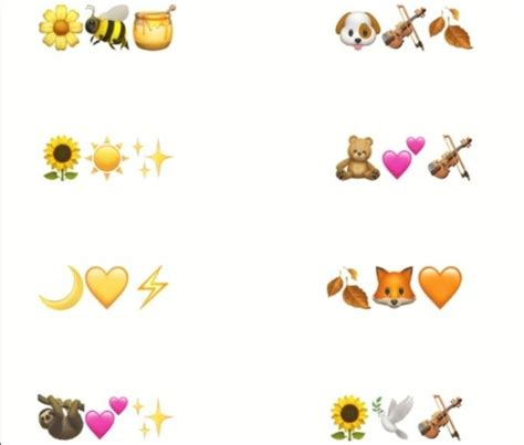 Maybe you would like to learn more about one of these? Pin on Emoji combinations