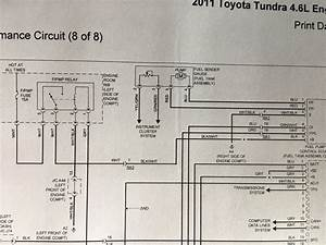 2011 Toyota Tundra Popping The Fuse Instantly
