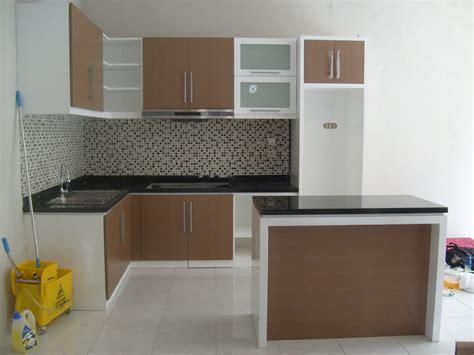Daftar Harga Kitchen Set Minimalis Murah Bogor (gratis