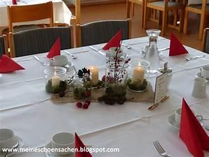 Tischdeko Zum Geburtstag : meine sch nsachen herbstliche tischdeko zum 60 geburtstag ~ Watch28wear.com Haus und Dekorationen