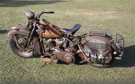 vintage 1948 harley davidson panhead motorcycle reviews forums and news aimag