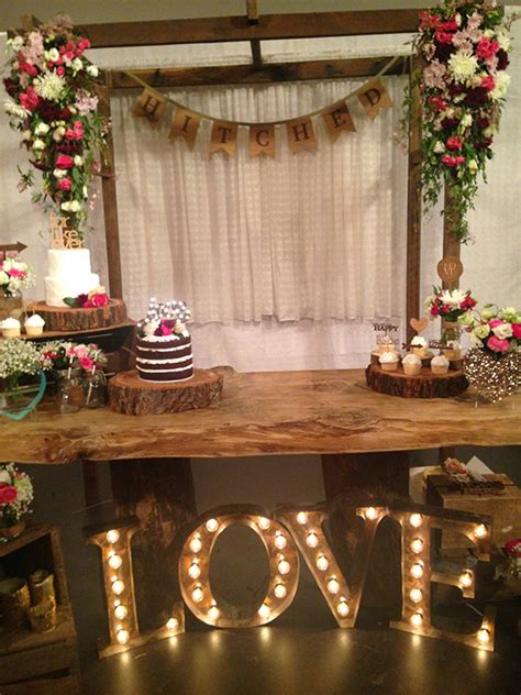 DIY Rustic Wedding Ideas Sugar Coated Mama