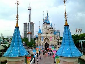 Lotte World, South Korea - Asia Day Trips