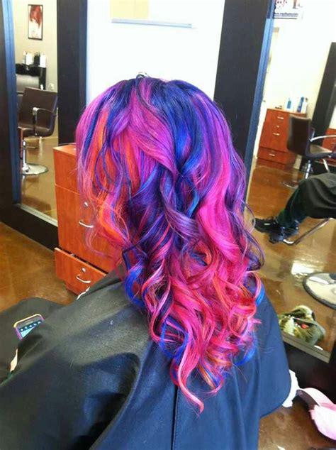 Pravana Vivid Colors Hair Dye Autism Awareness Pink