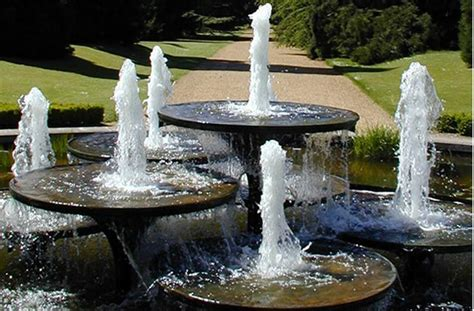 pictures of water fountains in gardens home style choices backyard water feature ideas