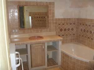 salle de bain en pierre naturelle ciabizcom With meuble salle de bain pierre naturelle