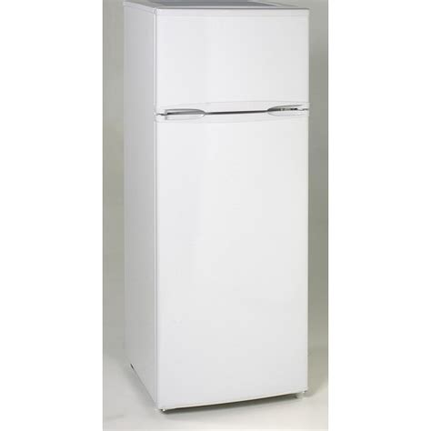Apartment Size Refrigerator With Freezer by Avanti Ra7306wt 7 4 Cf Top Freezer Apartment Size Refrigerator
