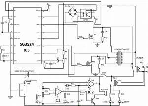 Wiring Diagram For 12v Inverter