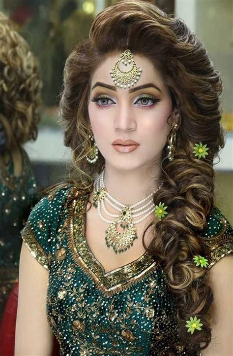 Pakistani Bridal Hairstyle 2016 Erotic And Beautiful