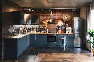 dark kitchen cabinets bold ideas for rich shades in the With kitchen cabinet trends 2018 combined with hockey stick wall art