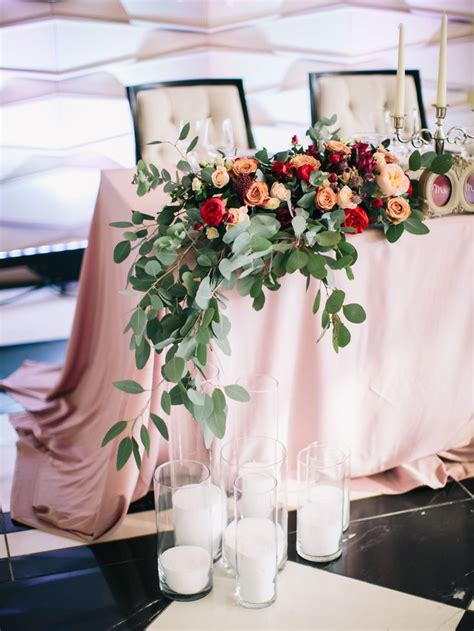 17 Best Images About Sweetheart Table On Pinterest