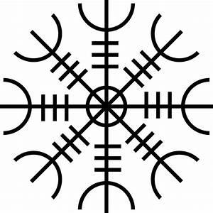 Symbole Mythologie Nordique : aegishjalmur wikipedia la enciclopedia libre ~ Melissatoandfro.com Idées de Décoration