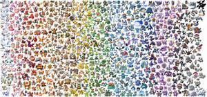 the 10 most petitive pokemon