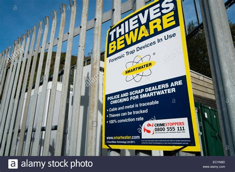 Smartwater Anti-theft Invisible Marking