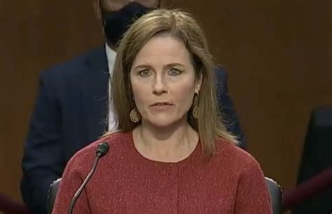 amy coney barrett    shes open  banning