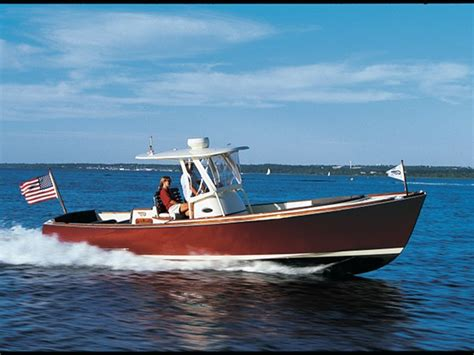 Hinckley Yachts Tour by Charter In Maine E New Con Hinckley Yachts