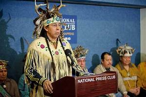 Onondaga Nation's Tadodaho Sidney Hill offers thoughts on ...
