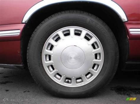 cadillac deville sedan wheel photo  gtcarlotcom